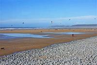 Westward Ho! Tourist Information Westward Ho! Beach in Westward Ho! England