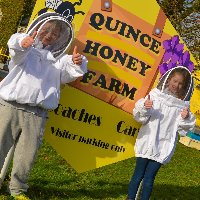 Westward Ho! Tourist Information Quince Honey Farm in South Molton England