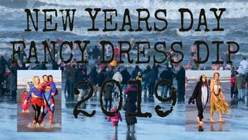 New Years Day Fancy Dress Dip