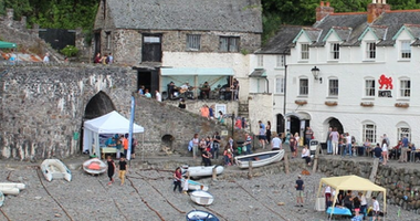 Seaweed Festival in aid of the North Devon Hospice